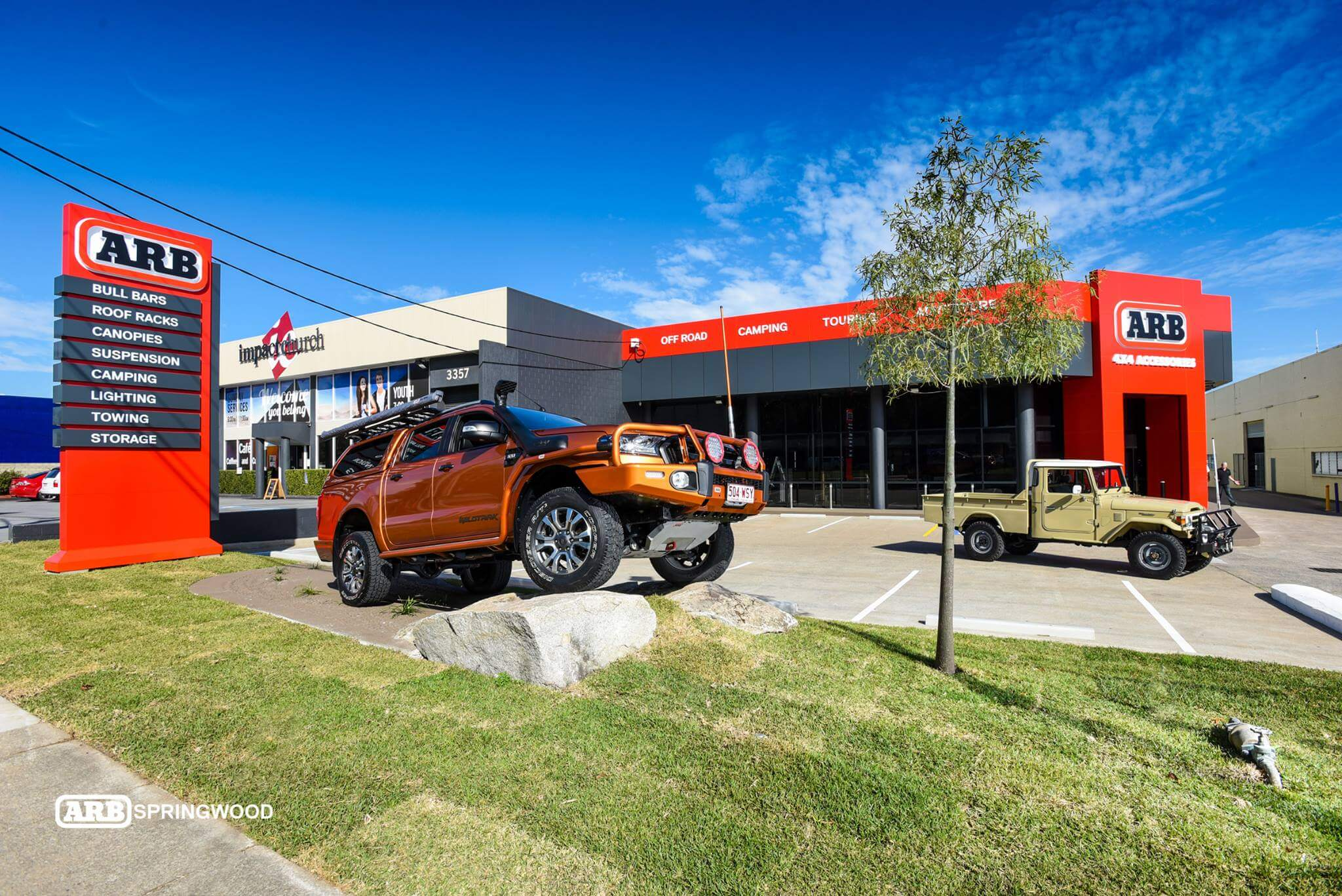 Featured 4wds Archives Arb Springwood Toyota Land Cruiser