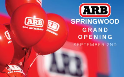 ARB Springwood Grand Opening September 2nd