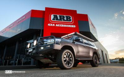 Feature: Mr Grey 200 Series Landcruiser – Desert Update