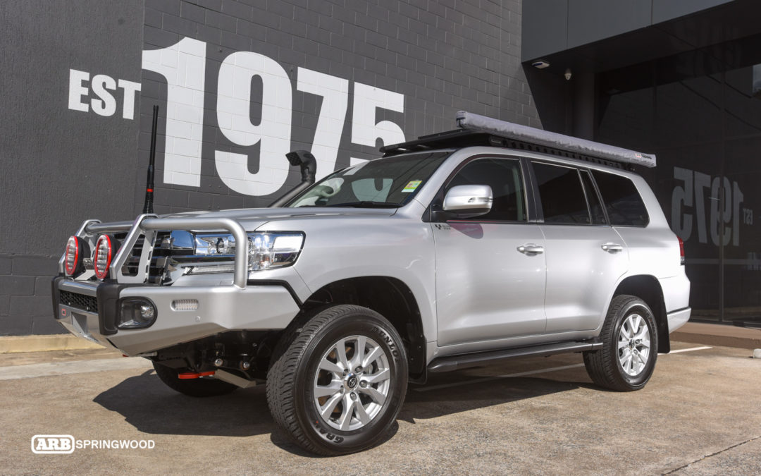 Gallery – Toyota Landcruiser 200 Series – Silver Star