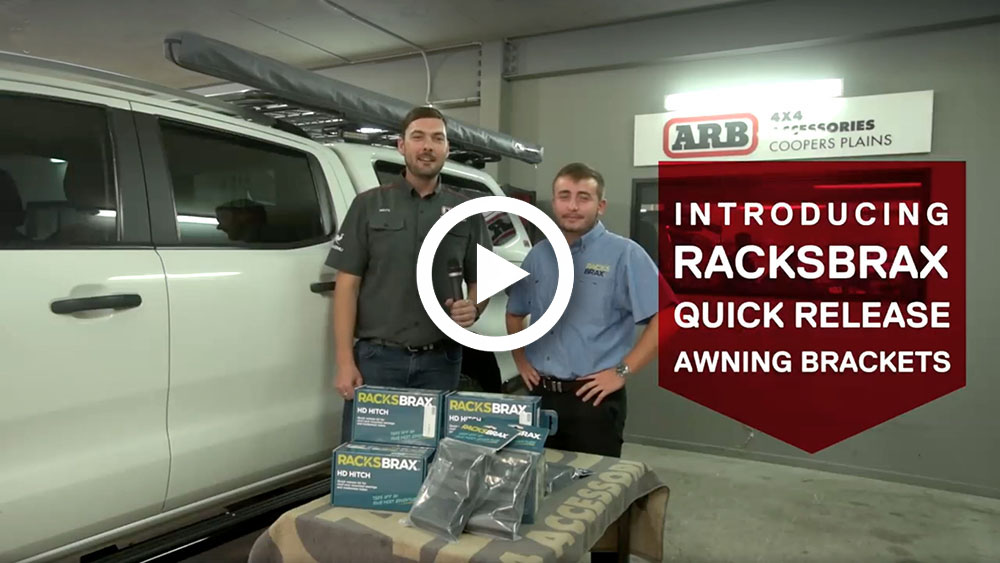 RacksBrax Quick Release Awning System