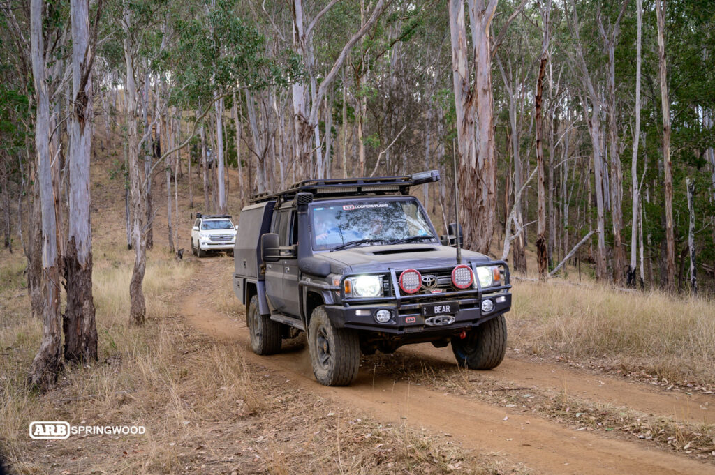 ARB Springwood Weekend Without Wifi